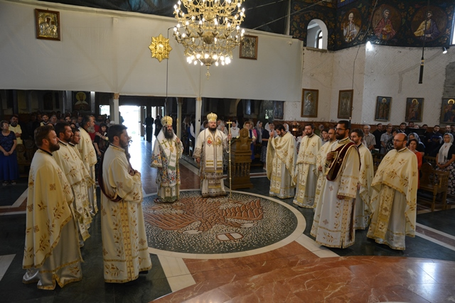 Cinstirea Sfinților Martiri Brâncoveni – Ocrotitorii Episcopiei Slatinei și Romanaților