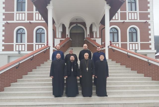 Întâlnirea coordonatorilor Circumscripțiilor catehetice din Episcopia Sălajului
