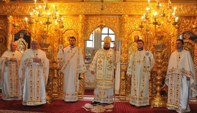 Praznicul Nașterii Domnului la Catedrala Episcopală din Zalău