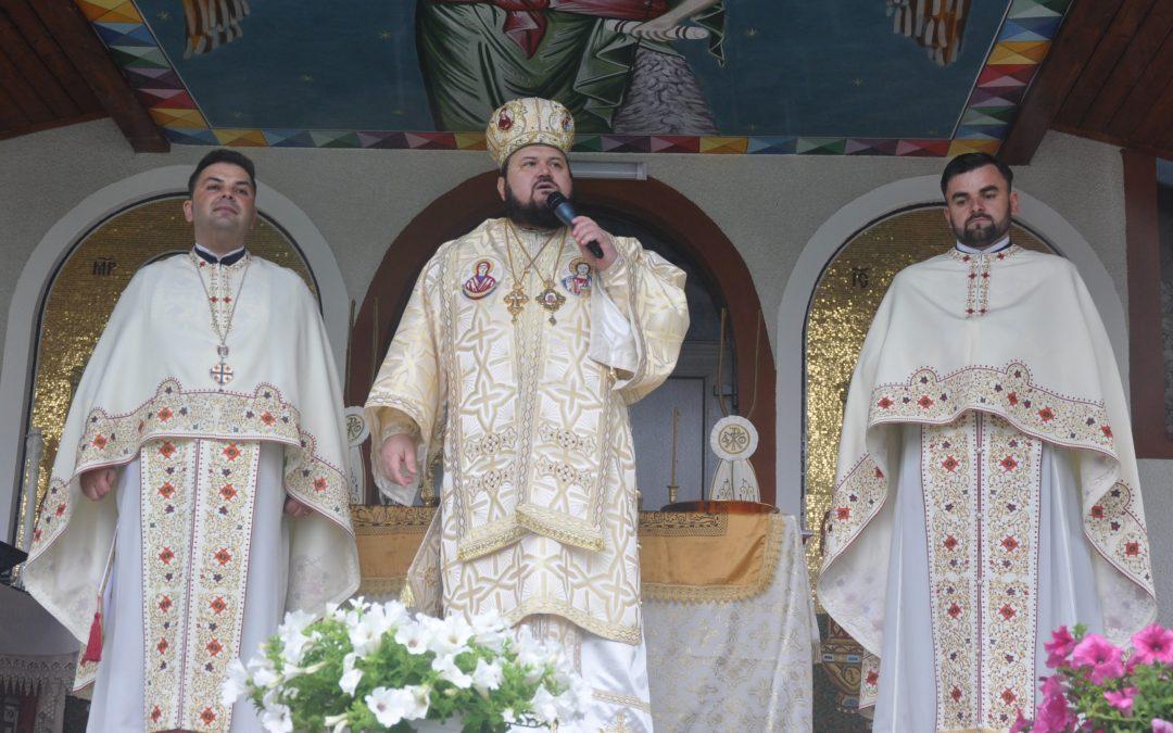 Prezență Arhierească în Parohia Bocșița