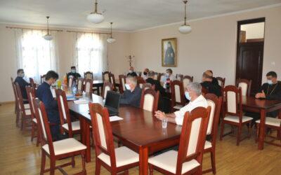 Ședința Consiliului Eparhial al Episcopiei Sălajului