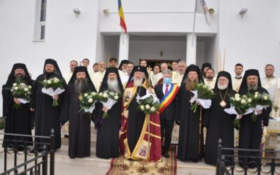 """Târnosirea bisericii cu hramurile """"Sfântul Apostol Toma"""" și """"Sfântul Ierarh Nicolae"""" din Zalău"""