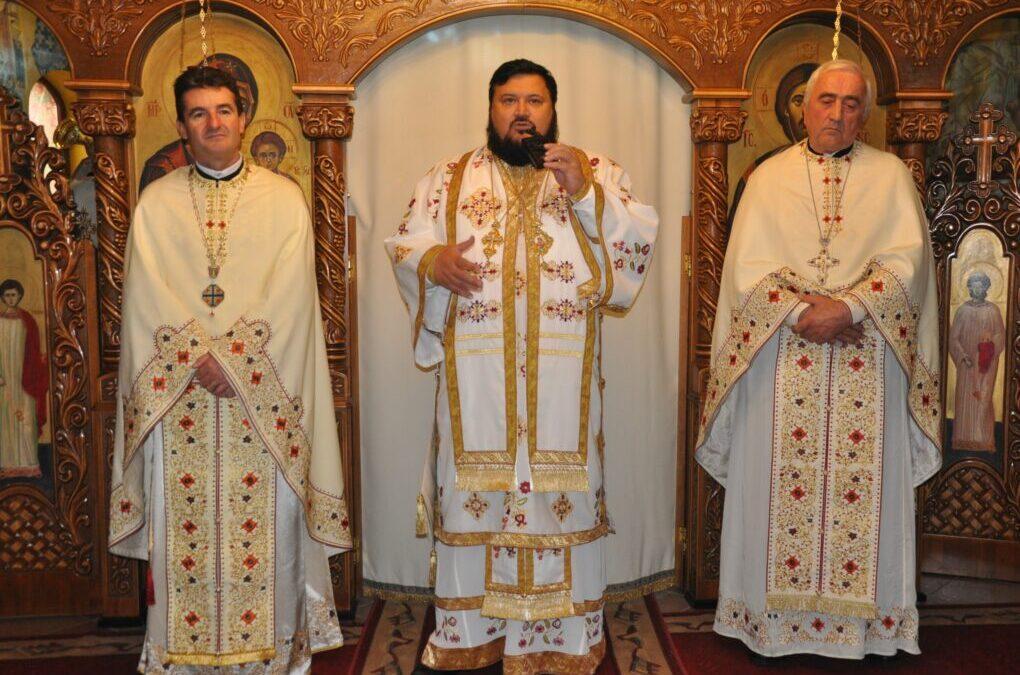 """Prezență Arhierească în Parohia """"Sfânta Cuvioasă Parascheva"""" din Șimleu Silvaniei"""