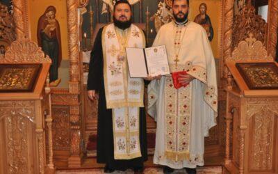 """Praznicul Nașterii Domnului la paraclisul Centrului Eparhial """"Sfântul Evanghelist Lucaˮ al Episcopiei Sălajului"""