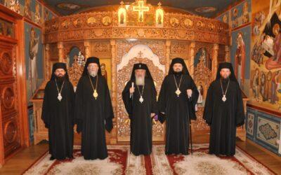 Sinodul Mitropolitan al Mitropoliei Clujului, Maramureșului şi Sălajului, la Zalău