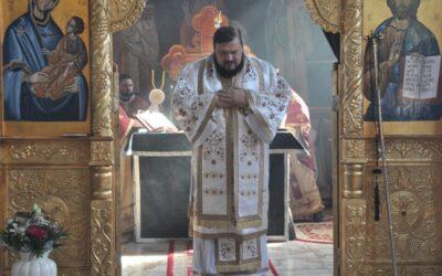 Liturghie Arhierească în Parohia Treznea