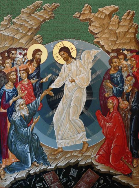 Pastorală la Învierea Domnului, Zalău, 2021