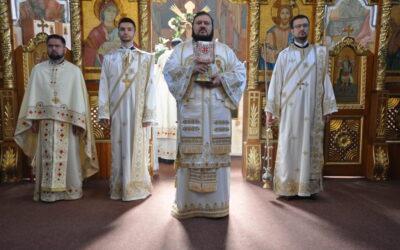 Liturghie Arhierească în Șimleu Silvaniei