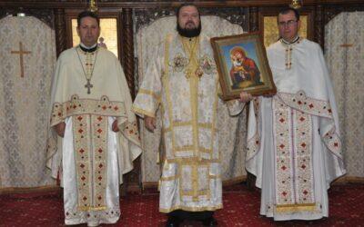 Slujbă de reîntemeiere a Sfintei Mese în Parohia Chieșd