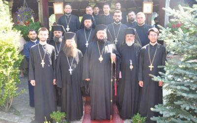Praznicul Adormirii Maicii Domnului la Mănăstirea Strâmba