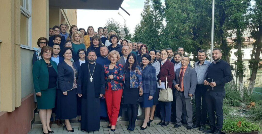 CONSFĂTUIREA JUDEȚEANĂ A PROFESORILOR DE RELIGIE DIN EPISCOPIA SĂLAJULUI